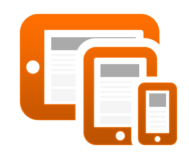 Responsive Graphic Frontpage